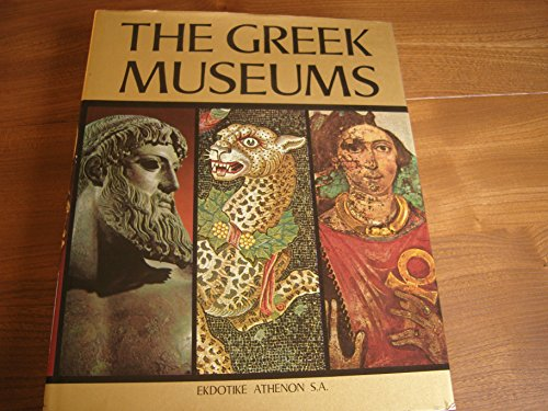 9780214201820: Greek Museums