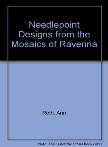 9780214202315: Needlepoint Designs from the Mosaics of Ravenna
