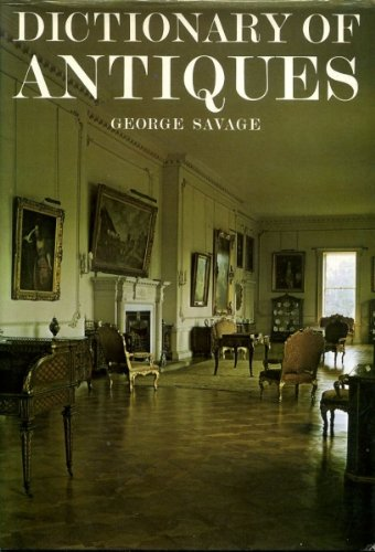9780214202490: Dictionary of Antiques