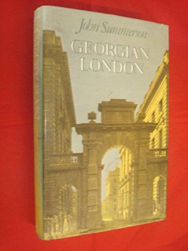 9780214204609: Georgian London