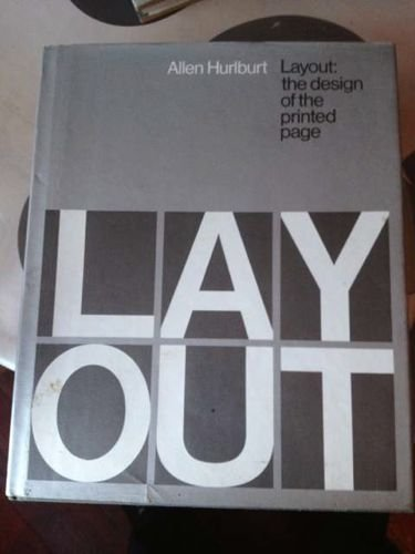 9780214206740: Layout: Design of the Printed Page