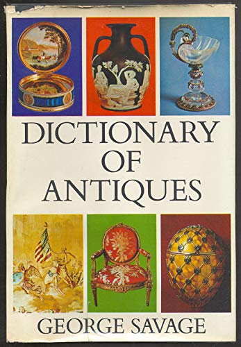 9780214652455: Dictionary of Antiques