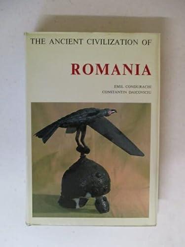 9780214652561: Ancient Civilization of Romania (Archaeologia mundi)