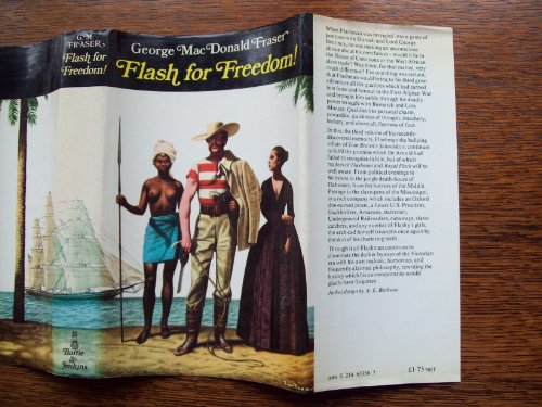 9780214653582: Flash for Freedom!: From the Flashman Papers, 1848-49
