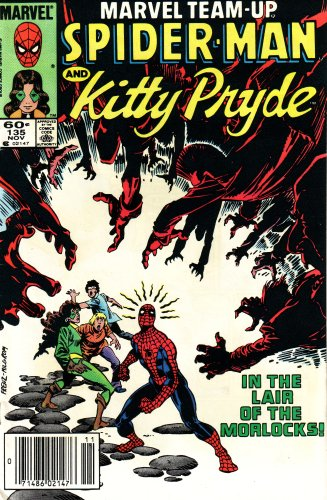 Marvel Team-up: Spiderman and Kitty Pryde: In: Stan Lee; Bill