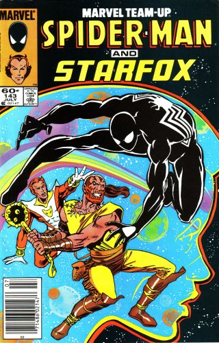 Marvel Team-up: Spiderman and Starfox (0714860214707, Vol.: Stan Lee; David
