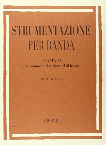 9780215105257: Strumentazione Per Banda