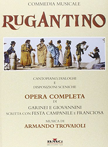 9780215105608: RUGANTINO. OPERA COMPLETA DI GARINEI E GIOVANNINI