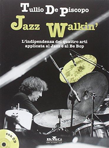 9780215105776: Jazz Walkin' Percussions+CD