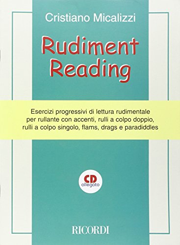 9780215106148: RUDIMENT READING