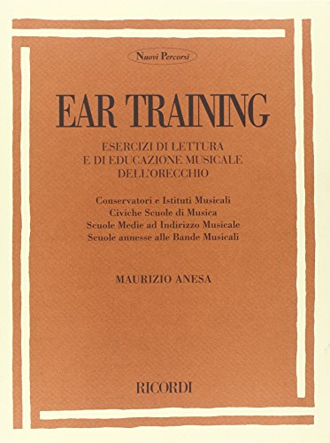 9780215106346: EAR TRAINING