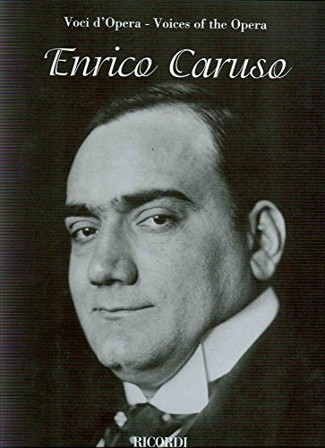 9780215106469: ENRICO CARUSO