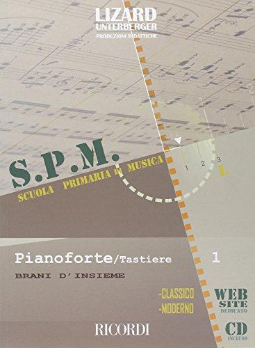 9780215107077: PIANOFORTE E TASTIERE - VOL. 1