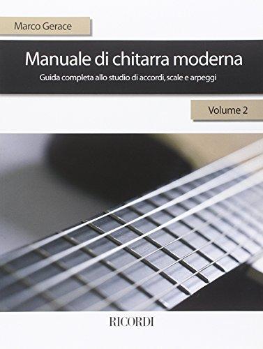 9780215107954: MANUALE DI CHITARRA MODERNA - VOLUME 2
