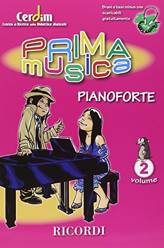 9780215108579: PRIMAMUSICA: PIANOFORTE VOL.2