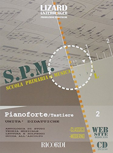 9780215109040: Lizard S.P.M. : Pianoforte/Tastiere - Vol. 2