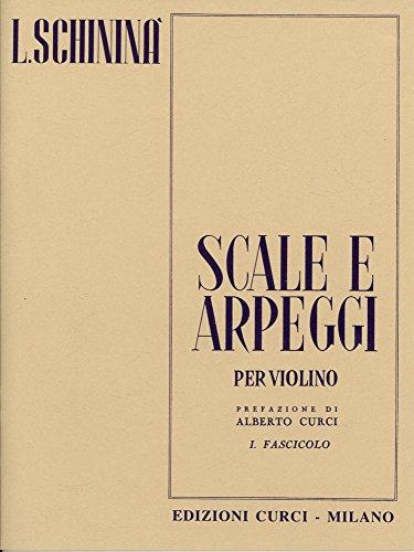 9780215901477: Scale E Arpeggi V.1