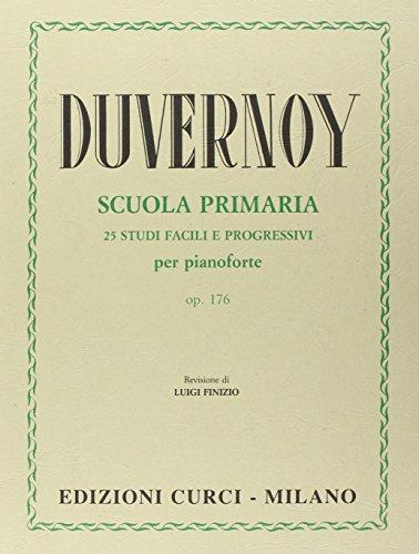 9780215901569: Scuola Primaria Op. 176 (Finizio) - Piano - Book