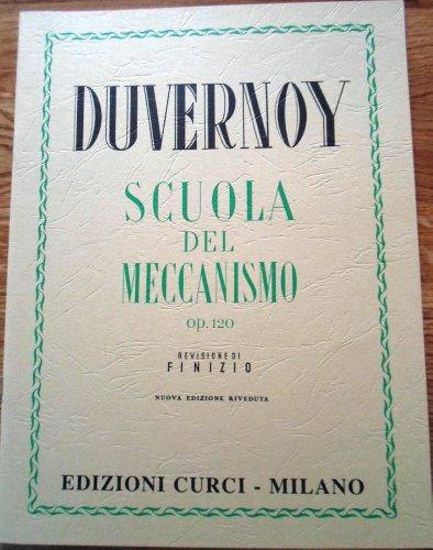 9780215902979: Scuola Meccanismo Op.120