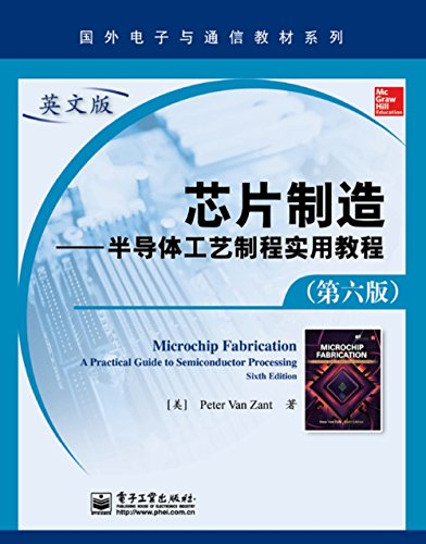 9780216425699: Microchip Fabrication, Sixth Edition: A Practical Guide to Semiconductor Processing