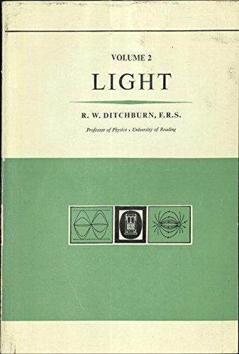 9780216874152: Light: v. 2 (Student's Physics S.)