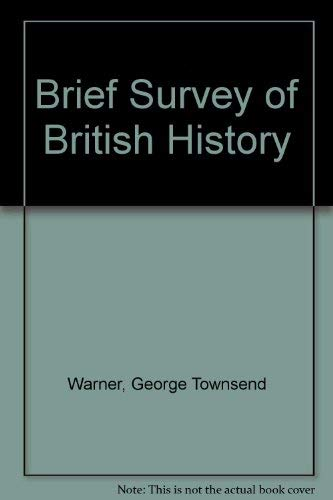 9780216877054: Brief Survey of British History