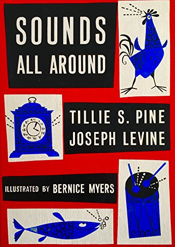 Sounds (All Around. S) (0216883334) by Pine, Tillie S; Levine, Joseph