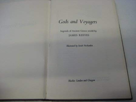 Gods and Voyagers (Enchanted World Library): Reeves, James