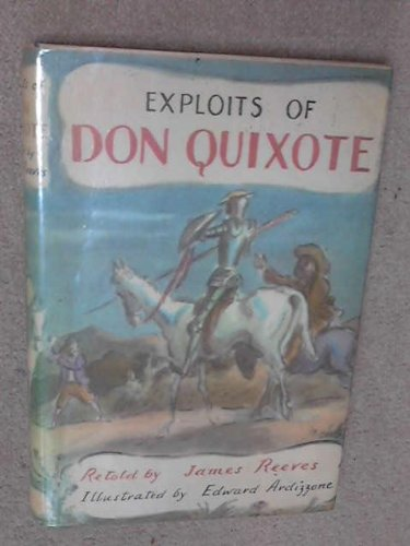 Don Quixote (Enchanted World Library) (0216884942) by Miguel de Cervantes Saavedra