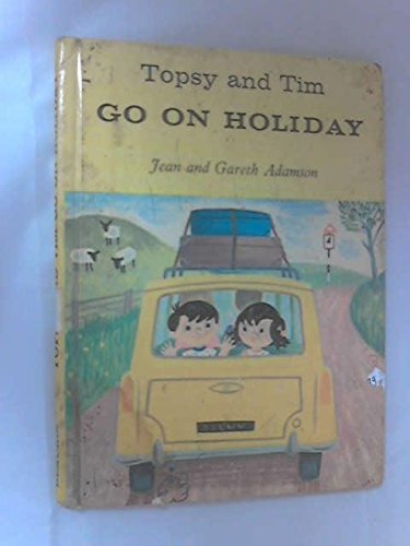 9780216886698: Topsy and Tim Go on Holiday