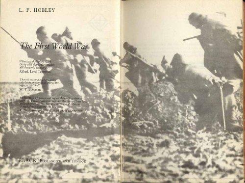 9780216889811: First World War (Topics in Modern History)