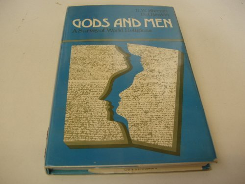 9780216894532: Gods and Men