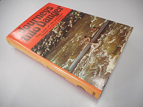 Journey into Danger - the Lure of: Jenkins Alan C.