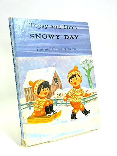 9780216901124: Topsy and Tim's Snowy Day