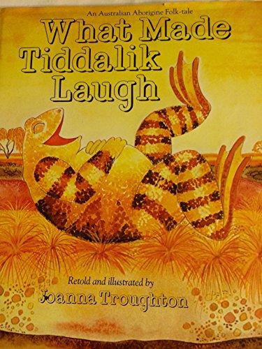 9780216904316: What Made Tiddalik Laugh (Blackie folk tales of the world)