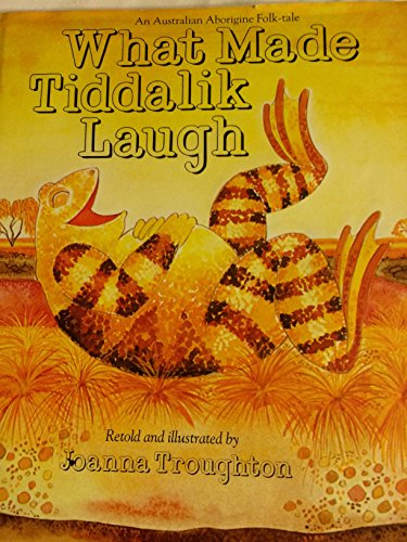9780216904316: What Made Tiddalik Laugh (Blackie folk tales of the world)