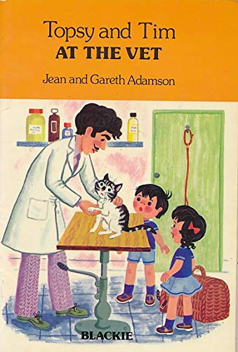 9780216905252: Topsy and Tim at the Vet (Topsy & Tim Handy Books)