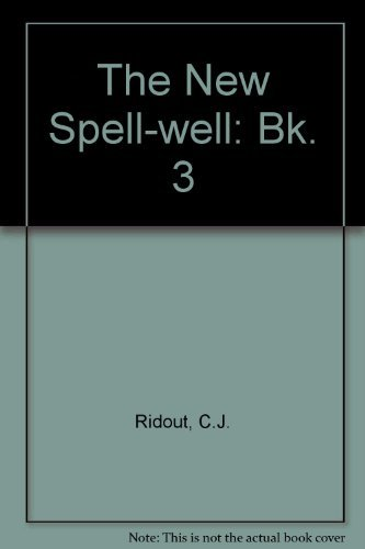 9780216906150: The New Spell-well: Bk. 3