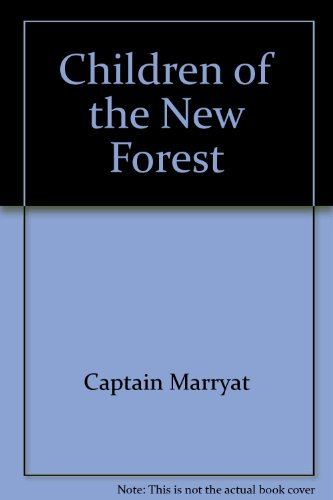 9780216909335: Children of the New Forest