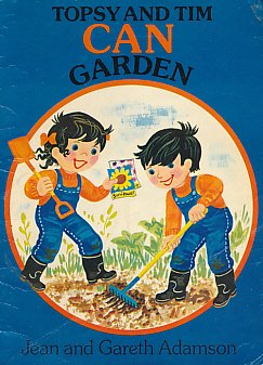 9780216909847: Topsy and Tim Can Garden (Topsy & Tim activity books)