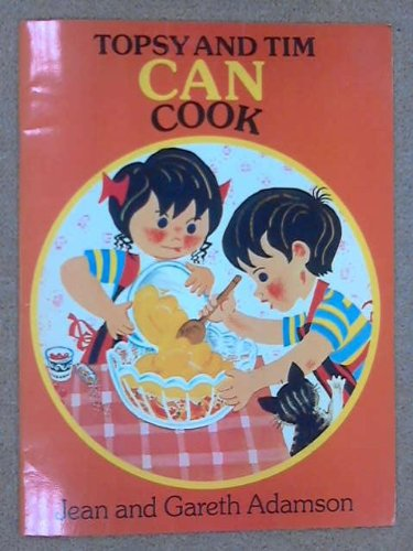 9780216909861: Topsy and Tim Can Cook