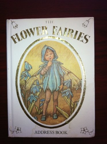 9780216910270: The Flower Fairies Address Book