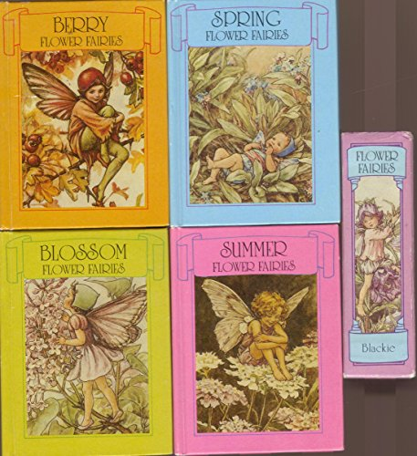 9780216911109: Flower Fairies Miniature Library