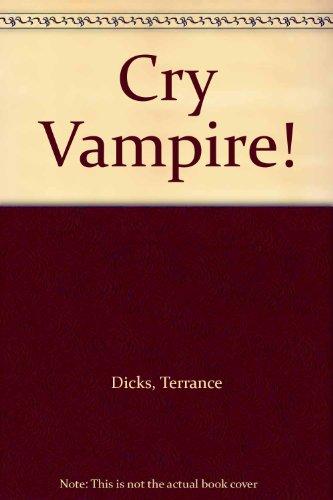 9780216911260: Cry Vampire!