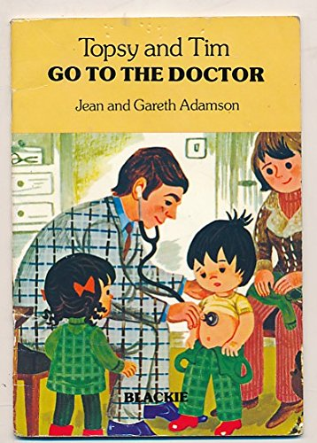 9780216911321: Topsy and Tim Visit the Doctor (Handy Books)