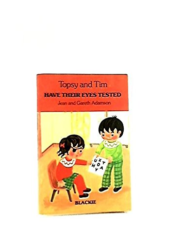 9780216911543: Topsy and Tim Have Their Eyes Tested (Handy Books)