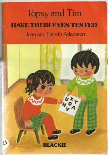 9780216911550: Topsy and Tim Have Their Eyes Tested (Topsy & Tim)