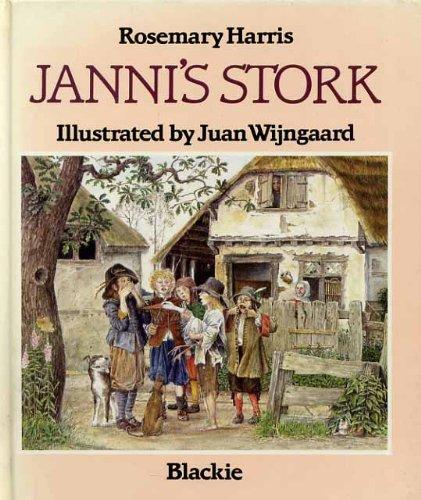 9780216912533: Janni's Stork