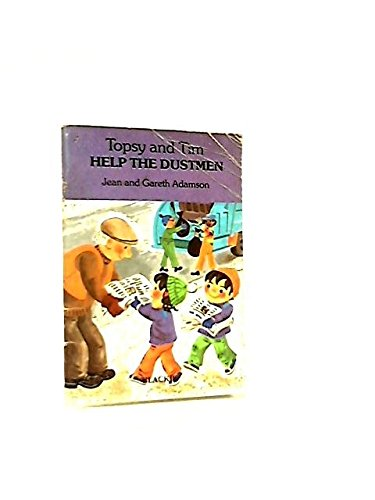 9780216912601: Topsy and Tim Help the Dustman (Handy Books)