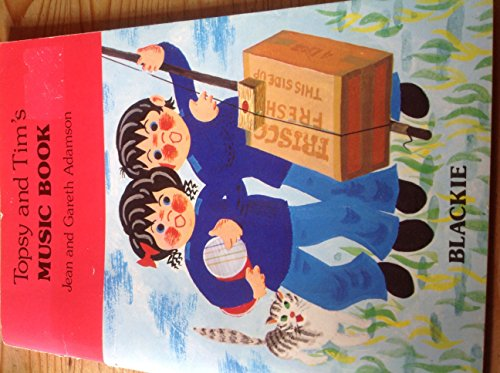 Topsy and Tim's Music Book (Handy Books): Adamson, Jean; Adamson, Gareth